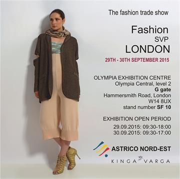 Invitatie Fashion SVP