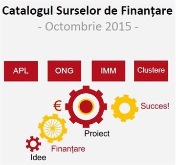 Catalogul suselor de finantare