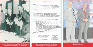 Semnarea contractului de infiintare RIFIL
